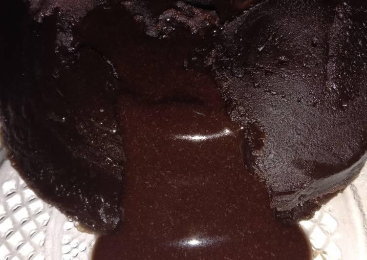 Resep: Lava Cake ala Nat-Nat istimewa