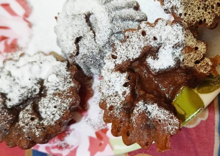 Resep: Lava cake enak