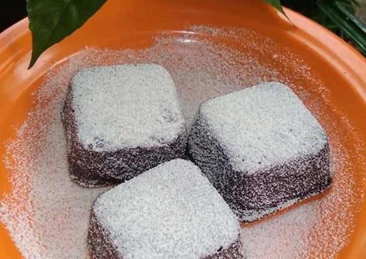 Cara mengolah Lava cake chocolatos lezat