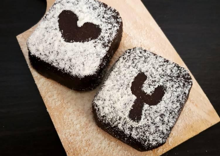 Cara membuat 24. Chocolatos Lava Cake (simple BANGET)