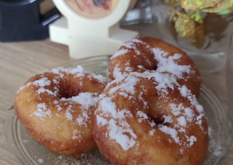 Resep: Potato donut lezat
