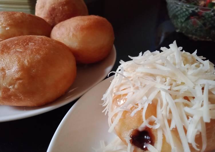 Resep: Donat kentang autolisis tanpa telur🍩 enak