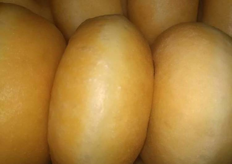 Resep: Donat kentang