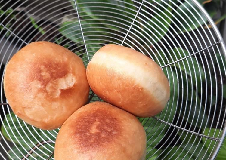 Cara memasak Donat kentang