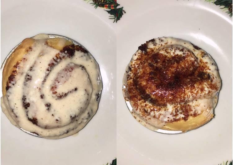 Resep: Cinnamon roll empuk dan legit istimewa