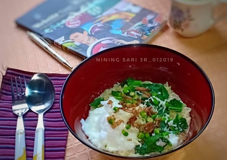 Resep: Indomie telur kuah susu tabur keju lezat