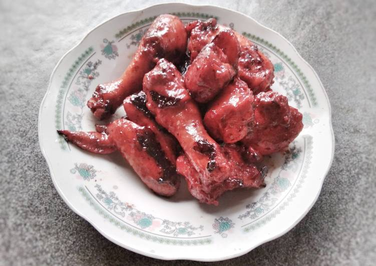 Resep memasak Ayam Char Siu metode Ungkep lezat