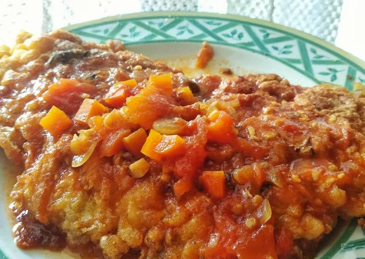 Resep memasak Low Carb Fu Yung Hai istimewa