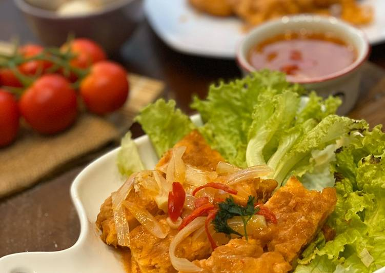 Resep: Fuyunghai ala Tiger Kitchen