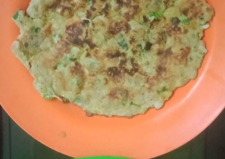 Cara Mudah memasak Fuyunghai tempe sederhana lezat