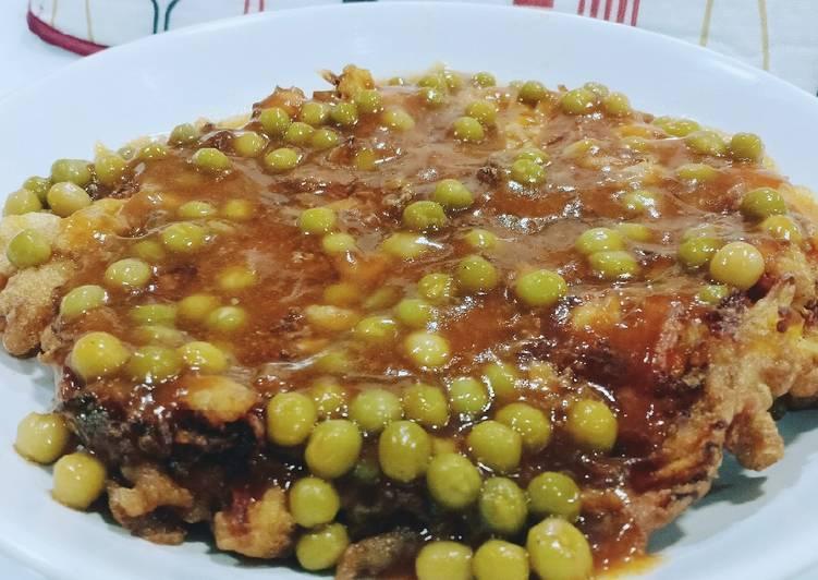 Resep memasak Fuyunghai ayam