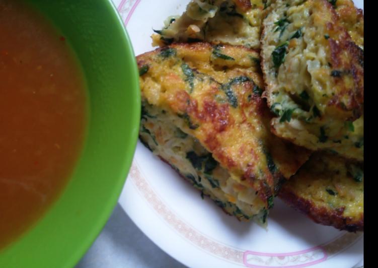 Resep: Telur Sayur saos Fuyunghai