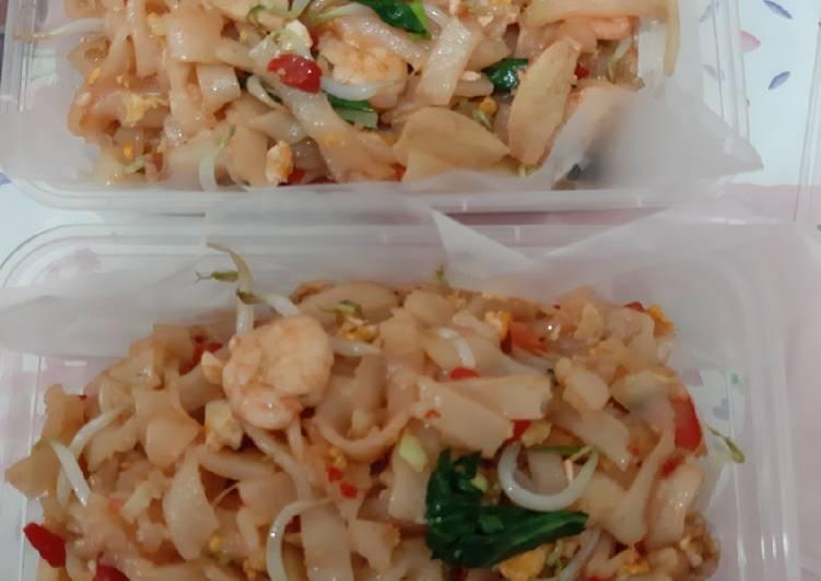 Resep memasak Kwetiaw goreng seafood istimewa