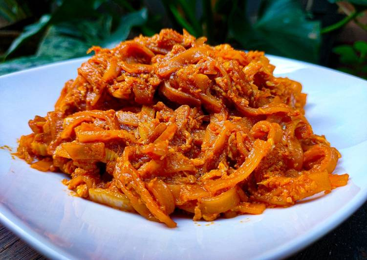 Cara mengolah 08. Kwetiau Telur Sauce Samyang Double Spicy ala Chef Muhammad