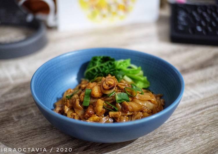 Resep mengolah Kwetiaw seafood mudah dan simple