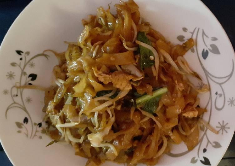 Resep memasak Kwetiau goreng enak dan mudah lezat