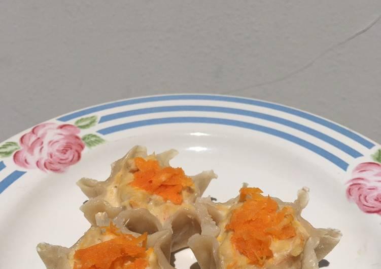 Resep: Dimsum Ayam Udang simple dan lezat