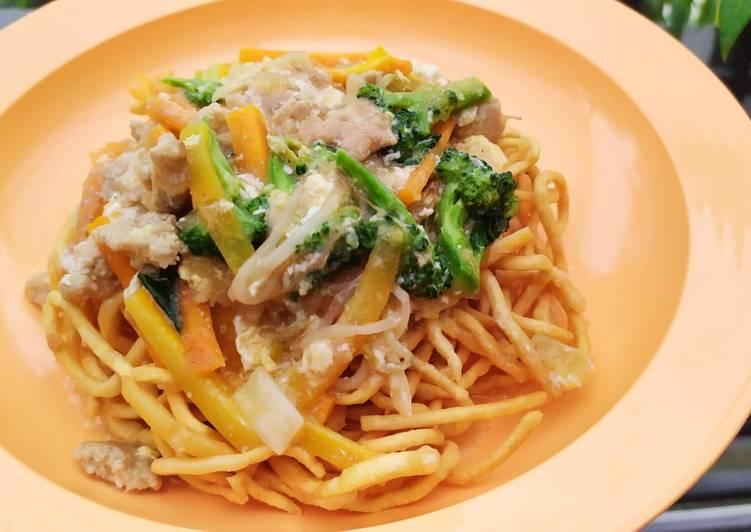 Resep: Ifu mie (ayam) bydeesawitri lezat