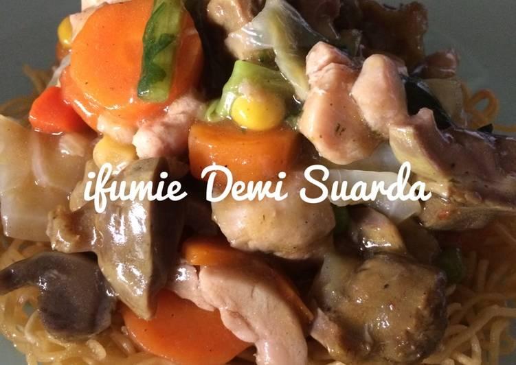 Resep memasak Ifumie ala ibu enak
