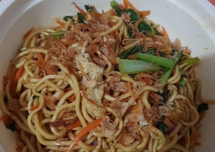 Resep mengolah Mie goreng (hokkian)