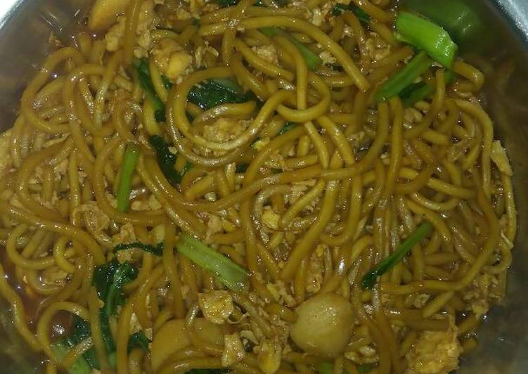 Resep: Mie godok simple enak