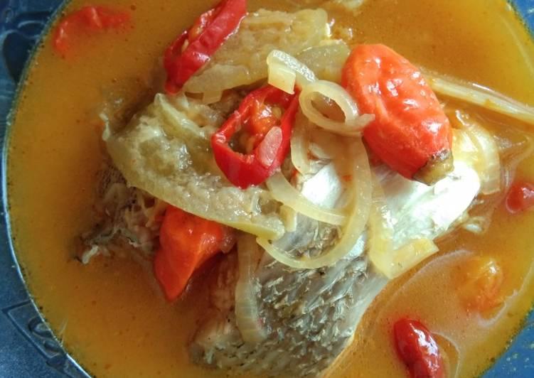 Resep: Tom Yam Ikan Kakap dan Krapu