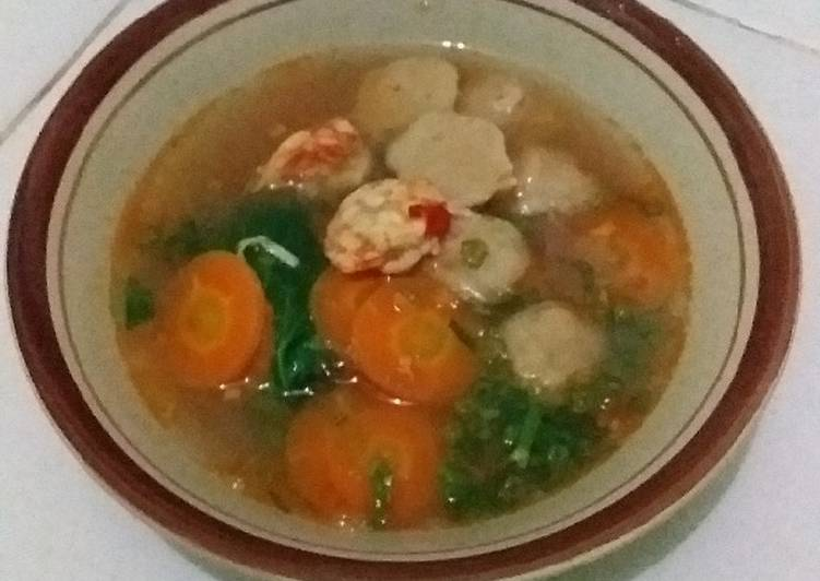 Resep: Tom Yum ala-ala