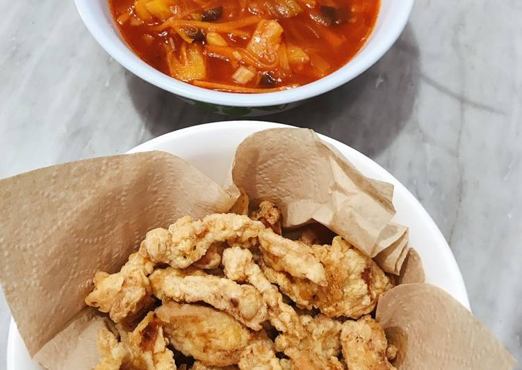 Resep: Koloke / ayam kuluyuk lezat