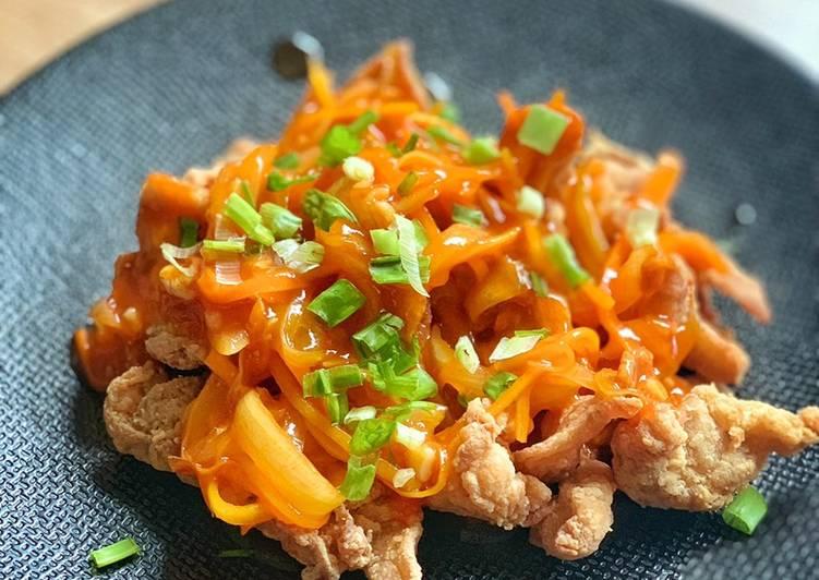 Resep: Ayam kuluyuk istimewa