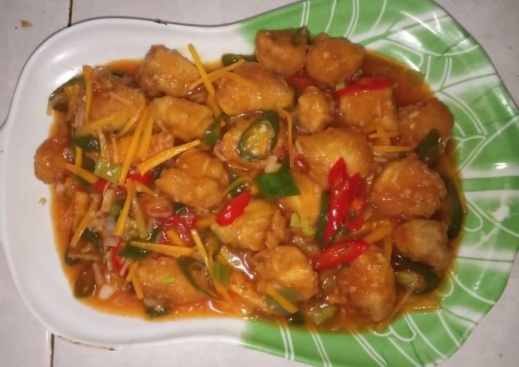 Resep: Ayam koloke simpel mudah cepat lezat