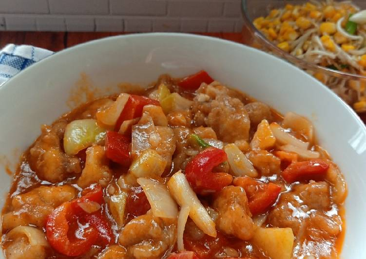 Resep memasak Koloke ayam enak