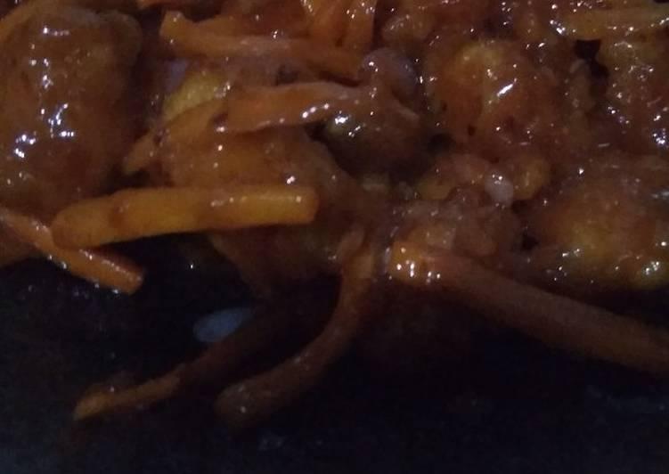 Cara mengolah Koloke pedas mantab enak