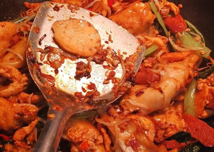 Resep: Pangsit goreng viral lezat