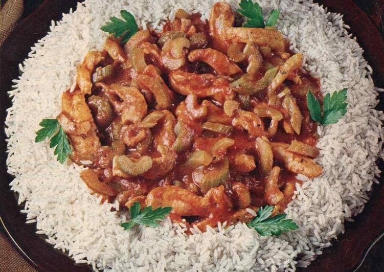 Resep: Chicken Caruso and Rice lezat
