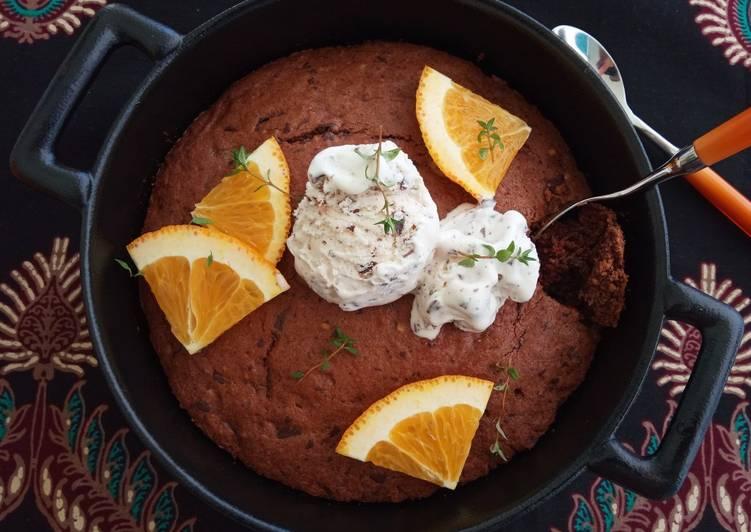 Resep: Cookies Panggang Cokelat& Alpukat