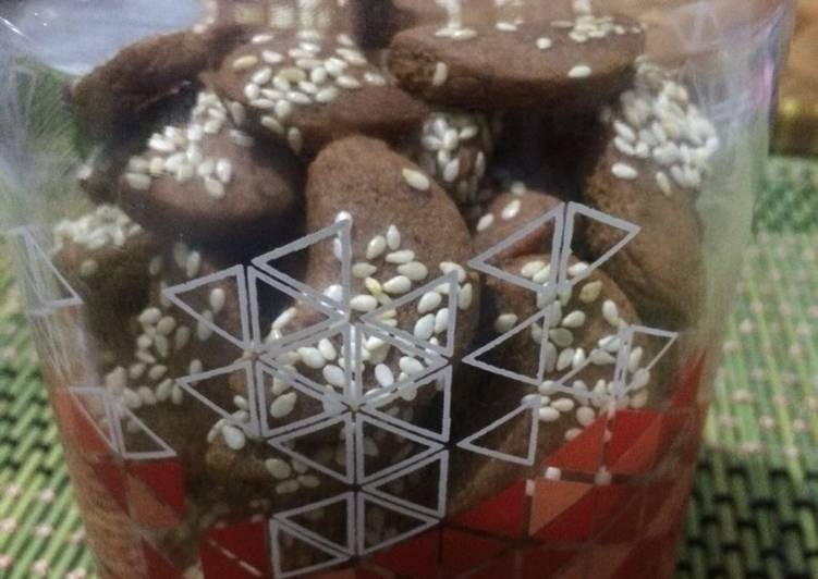 Cara memasak 29.3. Tempe cookies non oven 🍪 ala fe' #seninsemangat