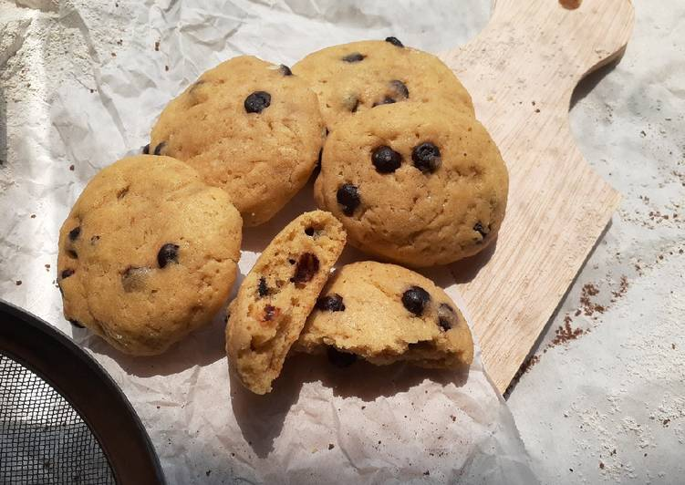 Resep: Soft cookies istimewa