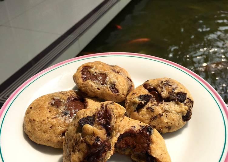 Cara Mudah mengolah Oreo soft cookies