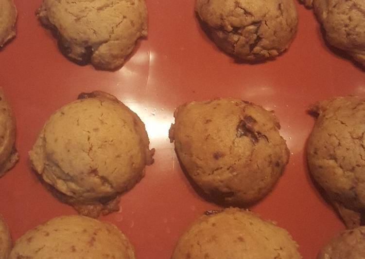 Resep: Soft chocochips cookie