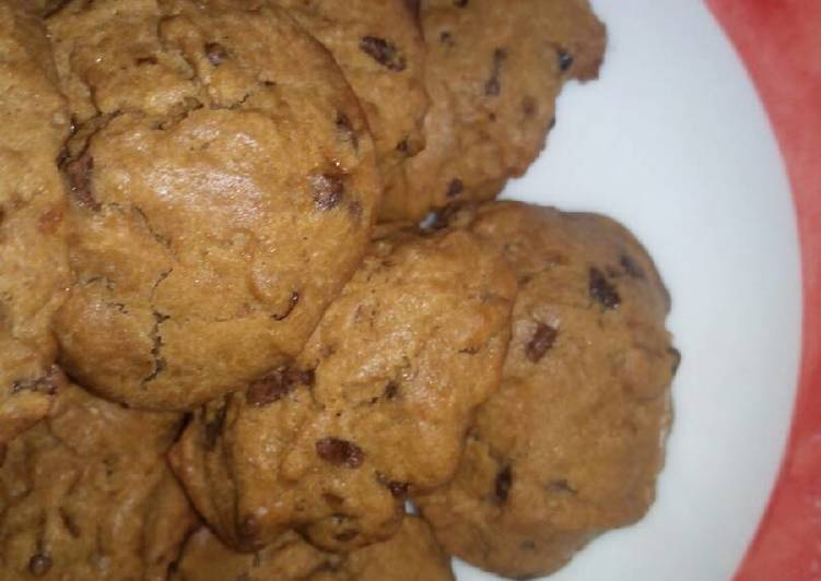 Resep: Soft & chewy Cookies (versi super irit)