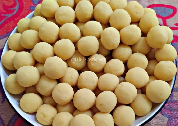Resep: Bola-Bola Kacang Hijau (Bahan utk Isian Onde² atau yang lainnya)