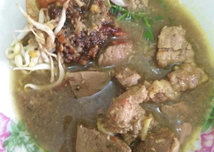 Resep: Gulai kambing khas ponorogo istimewa