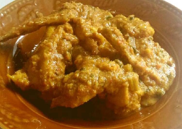 Ayam bumbu boran khas lamongan