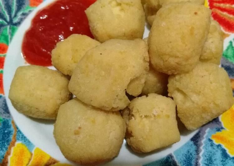 Resep memasak Tahu crispy