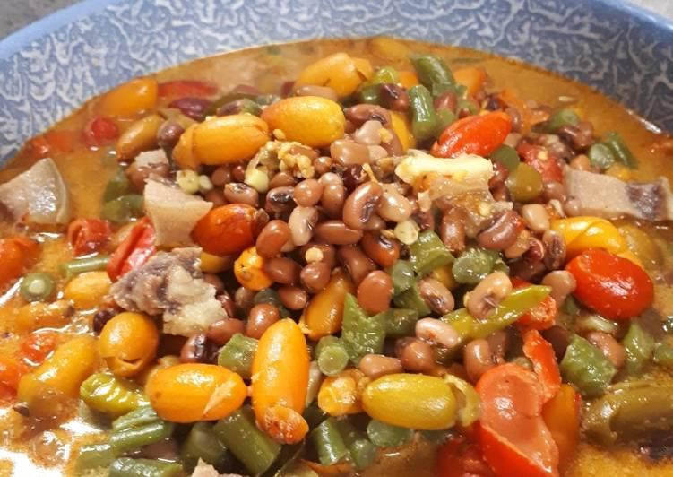 Resep: Lodeh kulit melinjo yummy