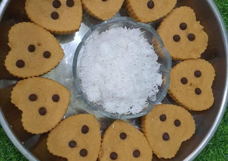 Cara Mudah memasak Bolu kukus tepung mocaf a.k.a tiwul