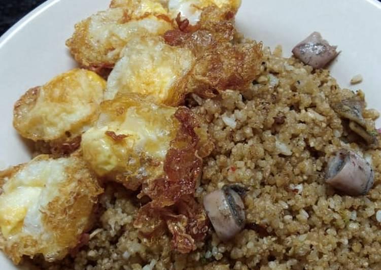 Resep: Tiwul goreng enak