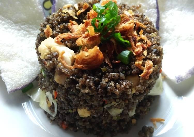 Resep: Tiwul goreng lezat
