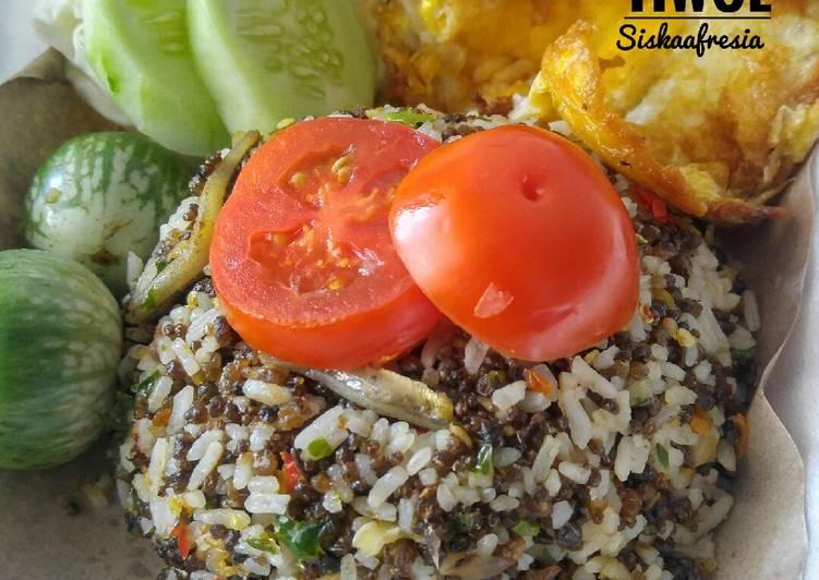 Resep memasak Nasi goreng tiwul