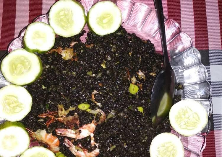 Cara Mudah mengolah Nasi goreng tiwul